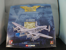 Corgi Aviation Gb 47403 Avro Lancastrian Berlin Airlift 1/144 neuf en boite