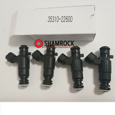 4PCS Original Fuel Injector nozzle 35310-22600 9260930006 fo Hyundai Accent Getz