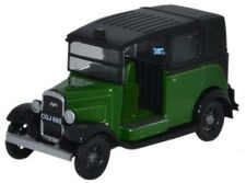 Oxford 76AT005 Austin Taxi Green 1/76 Scale = 00 Gauge - New in Case - T48 Post