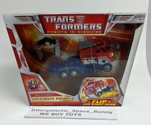 Hasbro Transformers Optimus Prime Classic Voyager Action Figure New In Box MISB