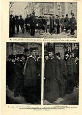 200jähr.Jubiläumsfeier der Yale Universität Neu-Haven Brooker Washington c.1901
