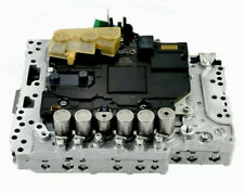 RE7R01A Transmission Valve Body Solenoids and TCM 2008-up  Infinity Q50 Q60