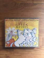 D'aulaires' Book of Greek Myths unabridged audio CDs