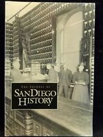 The Journal Of San Diego CA History Winter / Spring 2001 Volume 47 Number 1 & 2