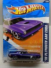 1970 Plymouth AAR CUDA Purple Hot Wheels