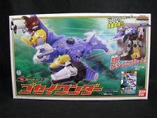 BANDAI Goseiger DX GOSEI WONDER Power Rangers Megaforce Megazord JAPAN VERSION