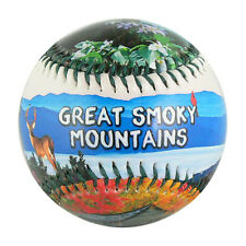 Great Smoky Mountains Souvenir Baseball
