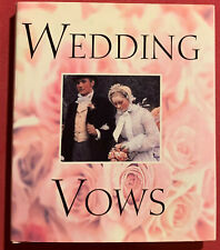 New listing New Little Illustrated Wedding Vows Gift Book-Andrews & McMeel-Free S&H
