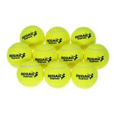 10XREGAIL Tennisbälle Trainingsbälle Tennisball Spielball Pet Spielzeugball J4J8