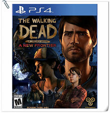 PS4 The Walking Dead The Telltale Series A New Frontier SONY Action Games