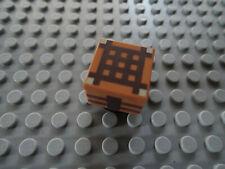Lego 1 x Mincraft Tisch braun Fliese 3068bpb0893 + Steine 3004   21128 21115