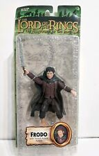Lord of The Rings Frodo with Sword Action Figure by Toybiz