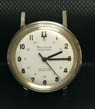 Vintage Bulova Accutron Railroad Approved Watch