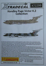 Xtradecal 1/72 X72299 Handley Page Victor K.2 Decal set