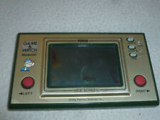VINTAGE POPEYE HANDHELD ELECTRONIC GAME & WATCH PP-23 1981 KING FEATURE NINTENDO