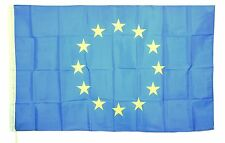 BANDIERA DELL' EUROPA EUROPEAN FLAG UE UNIONE COMUNITA' EUROPEA NEW cm 90 x 150