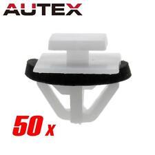 50 High Quality Garnish Body Moulding Clip Retainer Fastener for Kia Hyundai