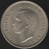 1947 George VI Half Crown | British Coins | Pennies2Pounds