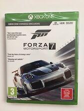 Forza 7 MOTORSPORT XBOX esclusivo (console One XB1)