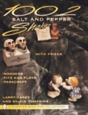 1002 Salt and Pepper Shakers : Nodders, Fitz and Floyd, Parkcraft with Prices by