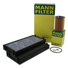 MANN-FILTER Oil Cabin FiltersRAPKIT399 fits BMW X5 E70 xDrive 50 i