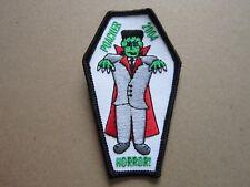 Horror Poacher 2004 Cloth Patch Badge Boy Scouts Scouting L3K E
