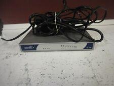 SonicWall Tz 180 5 Port Vpn Firewall Router Apl17-048 D-08028 w/ Power Supply