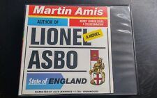 Lionel Asbo : State of England by Martin Amis (2012, CD)