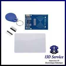 Module MRC-522 / RC522 - Module RFID + carte RFID + badge RFID - 13,56 MHz