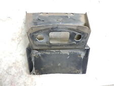 01 Buell M2 L M2L 1200 Cyclone rear back fender