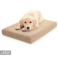 L Mattress Memory Foam Dog Beds For Sale Ebay