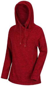 Regatta Kizmit II Womens Fleece - Red