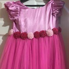 US Stock Kids Baby Girls Velvet Tutu Lace Dress Toddler Princess Party Dresses