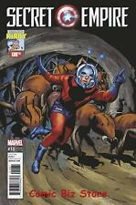 SECRET EMPIRE #10 (OF 10) (2017) 1ST PRINT SCARCE 1:10 KIRBY 100TH VARIANT COVER