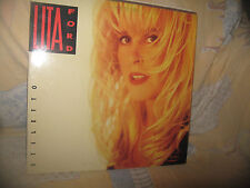 LITA FORD -STILETTO-LP-1990 BMG-RCA