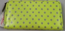 New Cath Kidston Oilcloth Zip Around Wallet /purse/present/gift mum/neon/sports