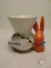 +# A016075 Goebel Archiv Muster Vase Hase Häschen Zweig OH32 TMK3