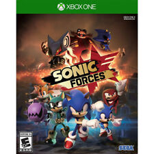 SONIC FORCES STANDARD EDITION [E10+] (XBOX ONE)