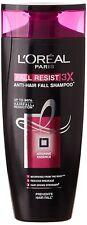 L'Oreal Paris Fall Resist 3X anti-Dandruff Anti-Hair Fall Shampoo, 175ml