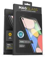 Google Pixel 4a Matte Screen Protector Anti Glare Anti-Microbial Tempered Glass