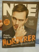 NME UK MUSIC MAGAZINE 30 OCTOBER 2015 NICHOLAS HOULT FROM BUY TO MURDERER