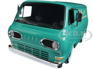 1960'S FORD ECONOLINE VAN CLEAN-RITE LAUNDRY DRY CLEANER 1/25 FIRST GEAR 49-0399