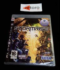 STORMRISE Sony Playstation 3 PS3 Play Station 3 PAL-España Castellano NEW Nuevo