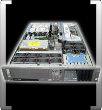 HP COMPAQ PROLIANT DL380 G5 INTEL 2x XEON X5260 DUALCORE 3,33GHZ 2GB RAM 19 ZOLL