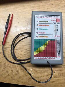 EDS-88A CapAnalyzer Series II   Electronic Design Specialists    Cap Analyzer
