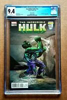 Incredible Hulk #710 CGC 9.4 NM Jack Kirby's 100th Birthday Cover Variant