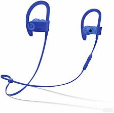 New Sealed Beats by Dre Powerbeats 3 Wireless Fast Fuel Sports Headphones Blue