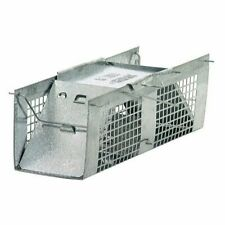 New listing Havahart 1020 Small Live Animal Cage Trap Two Door Mouse Trap