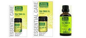 Thursday Plantation 100% Pure Antibacterial Tea Tree Oil - choose size