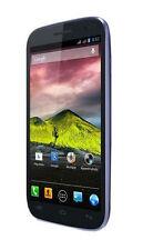 Téléphones mobiles bleus Android 3G